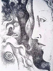 Tomás Santa Rosa - Arte em Gravura Original, Assinada