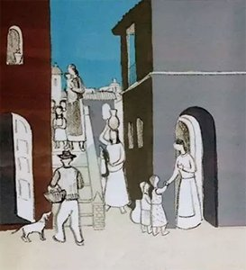 Fulvio Pennacchi - Quadro, Arte em Gravura, Assinada e Emoldurada