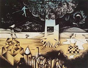 Braz Dias - Arte em Gravura Original, Assinada e Numerada, Surrealismo