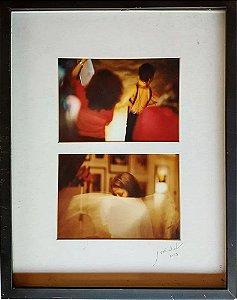 J. Cândido - Quadro, Arte em Fotografia, 2 Fotos Originais Assinadas, de 2003