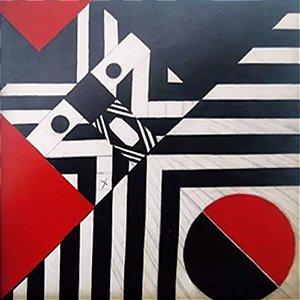 Fernando Lisboa - Quadro, Arte em Desenho, Figurativo Geométrico