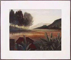 Quadro, Arte em Pintura, Acrílico sobre Tela, Original, Assinada, de 1976