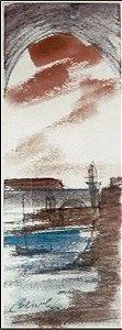 Quadro, Arte em Pintura Original, Técnica Mista, Assinada