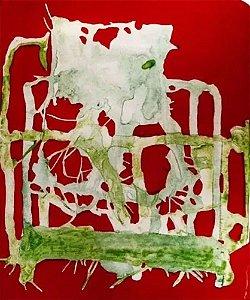 Sara Goldman Belz - Quadro, Arte em Gravura, Litografia Assinada, Orgânica