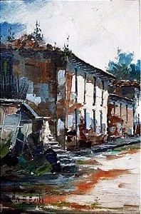 Celso Castro - Quadro, Arte em Pintura, Óleo sobre Tela, Assinada