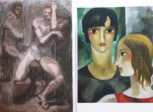 10 Pranchas, Panorama da Pintura Moderna Brasileira Vol.1, 1913-1939
