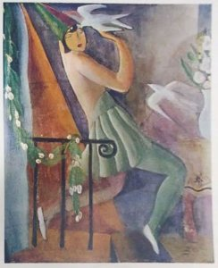 Pasta, Portfólio - Expoentes da Pintura Brasileira, por Antonio Bento, 31 Estampas de Gravuras, 50x35cm