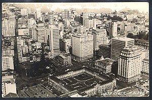 Rio Grande do Sul - Porto Alegre - Vista Aérea, Cartão Postal Fotográfico Antigo Original