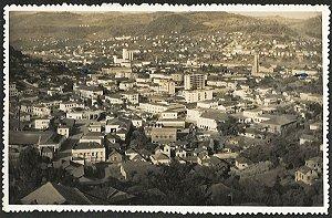 Santa Catarina - Joaçaba - Cartão Postal Fotográfico Antigo Original