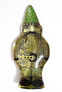 Palatnik - Escultura Figura de Duende / Gnomo, Arte Cinética em Acrilico Assinada