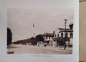 Album Antigo de São Paulo com 32 Raras Imagens Antigas, 1920