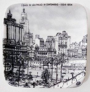 IV Centenário de São Paulo, Despojador com Imagem do Banespa e do Anhangabaú