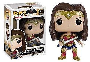 Wonder Woman - Pop - Funko - Batman vs Superman