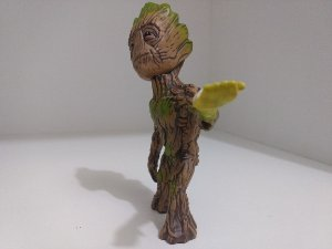 Groot Guardian of the Galaxy METAL DIE CAST 16cm