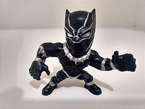 Pantera Negra - Guerra Civil Capitão América - METALS DIE CAST 5cm