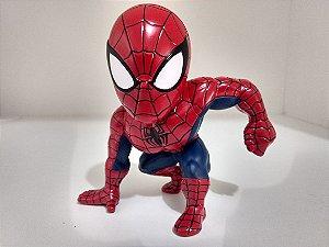 Homem Aranha Ultimate - METALS DIE CAST 10cm