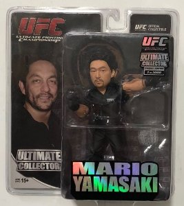Mario Yamasaki - Buneco UFC