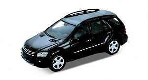 Carro Miniatura - Mercedes-Benz ML 350 - 1:39 - Welly - Em Metal