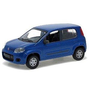 Carro Miniatura - Fiat Novo Uno 2012 - 1:43 - Norev