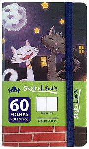 Sketchbook Gatinhos