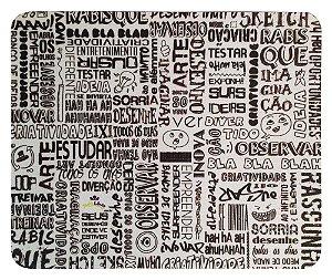 Mousepad Criatividade 23,5x19,5cm