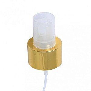 Válvula Spray Luxo R18 Prata ou Dourada