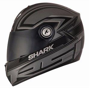 Capacete Shark Rsi S2 Splinter Matt SSK