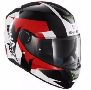 Capacete Shark Skwal Sticking Kwr