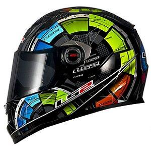 Capacete LS2 FF358 Tech