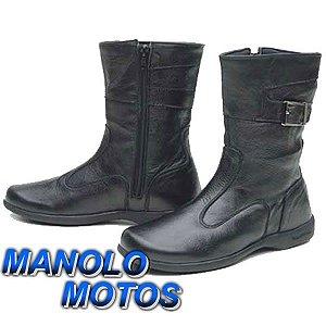 Bota Mondeo Girls Comfort (Cano Médio)
