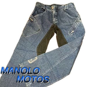 Calça Jeans Scott Mx Motors