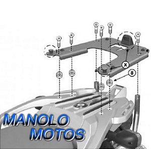 Base Givi Monokey SR685 para BMW G 650 GS