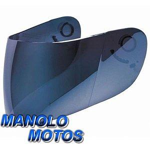 Viseira Capacete MT Blade (Azul)