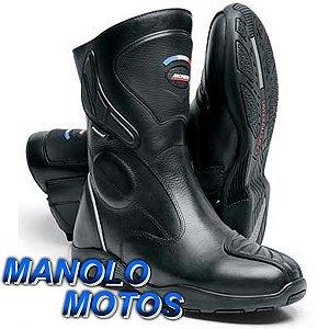 Bota Mondeo Leather Dry Evo Masculino (Impermeável)