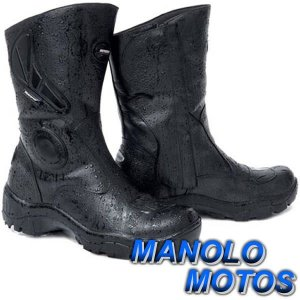 Bota Mondeo Leather Dry Masculina (Impermeável)