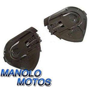 Reparo Capacete Kit Fixação Viseira S700 / S800 /  S900 (PAR)