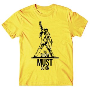 Camiseta The Show Must Go On
