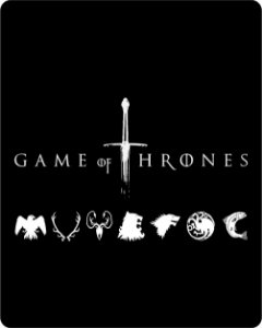 Camiseta Game Of Thrones - Houses