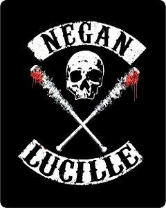 Camiseta The Walking Dead - Negan Lucille