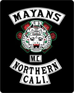 Camiseta Mayans MC