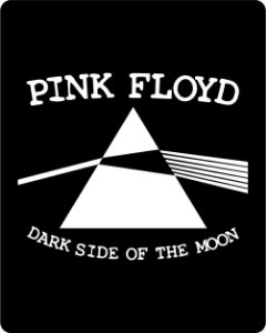 Camiseta Pink Floyd - The Dark Side of the Moon