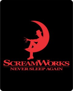 Camiseta Scream Works - Freddy Krueger