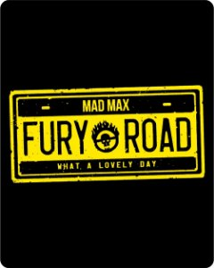 Camiseta Mad Max - Fury Road