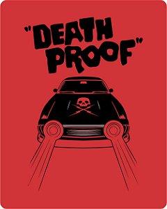 Camiseta À Prova de Morte