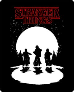 Camiseta Stranger Things - Mundo Invertido