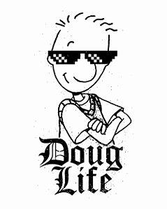 Camiseta Doug Life