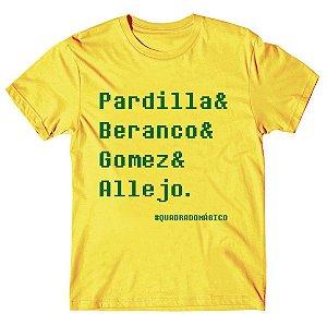 Camiseta Quadrado Mágico