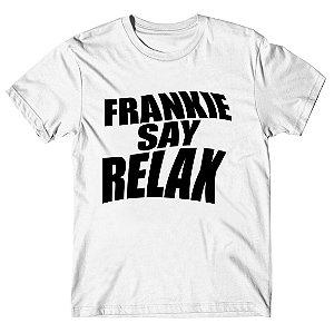 Camiseta Frankie Say Relax