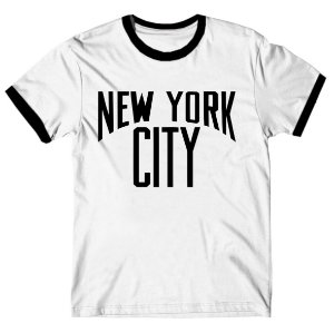 Camiseta Ringer New York City