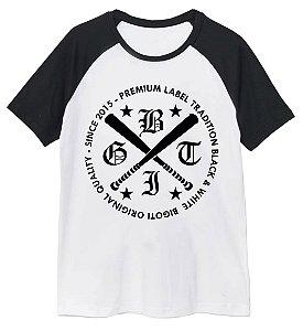 Camiseta Raglan Baseball